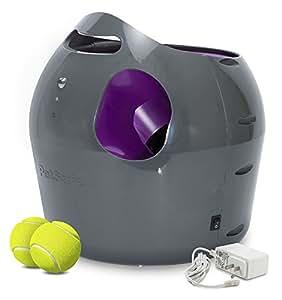 Lanceur de balles de tennis automatique pour chiens de - Lanceur de balle pour chien automatique ...