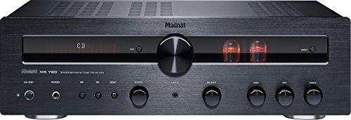 Magnat MR 780, High-End-Röhren-Hybridreceiver, schwarz, B-Ware