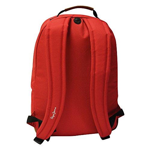 Imagen de pepe jeans  portaordenador, diseño dorian, color rojo, 32.38 litros alternativa