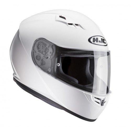 HJC Casco Moto CS15 Blanc / WHITE S
