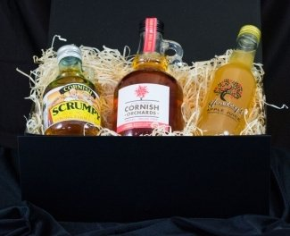Simply Cornish Hampers Apple & Cider Gift Box