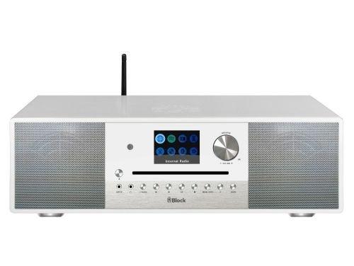 Block SR-100 Smartradio weiß