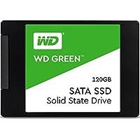 WD WDS120G2G0A 120GB 2.5-inch Internal SSD (Green)