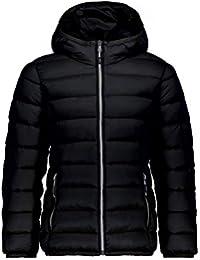 Amazon.it  Nero - Giacche e cappotti   Bambine e ragazze  Abbigliamento e1c49fe3531