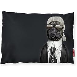 Moda Lujo perro cama–Pets Rock