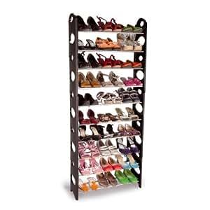 Vitrine Magique - L'étagère range-chaussures 30 paires