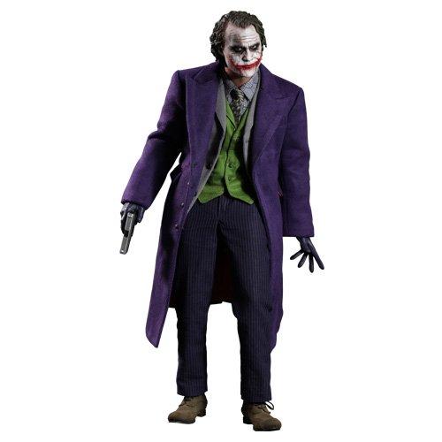 Movie Masterpiece DX : The Dark Knight Joker version 2.0 [1/6 Scale] (japan import)