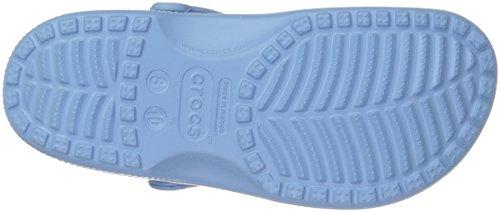 crocs Unisex-Erwachsene Classic Clogs Blau (Chambray Blau)