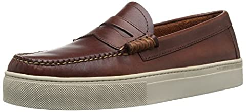 G.H. Bass & Co.. Men's Aidan Penny Loafer, Seahorse, 9 M US