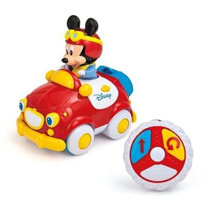 Clementoni Mickey Mouse - Mickey y su coche de Clementoni