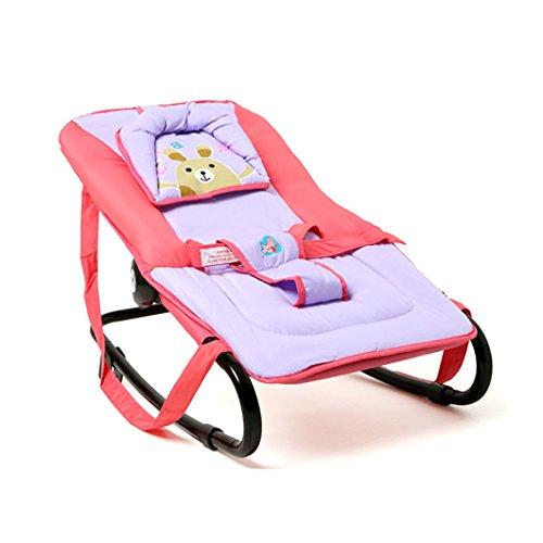 AIBAB Baby Schaukelstuhl Schlafsessel Multi-Mode Scientific Nachahmung Umarmen Design...