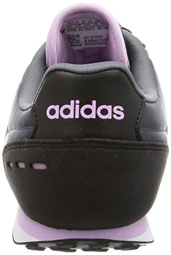 adidas City Racer W, Scarpe da Ginnastica Donna Nero (Cblack/Ftwwht/Lgtorc)