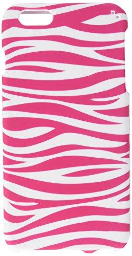Eagle Zelle Snap auf Bild Hard Case für Apple iPhone 6Plus-Retail Verpackung, pink Zebra Zebra Hard Snap