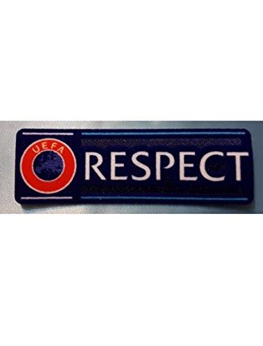 MAREL Patch toppa ricamata RESPECT Europa Champion League 2018-2017 REPLICA-1252