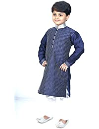 BEDI'S BOYS KURTA PYJAMA Indian Wedding Party Wear Bollywood - FEROZI