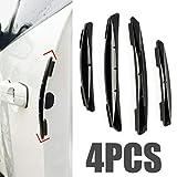 4pcs Sticker Bordo Guardie Trim Modanatura Protezione Sportello D'auto Scratch Protector Car Crash Barriere Porta Guardia Collision