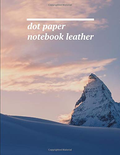 dot paper notebook leather: This book    freedom mastery law of attraction planner.   This is Dots And Lines Letter