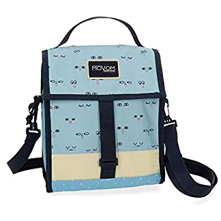 41t TMTLQ L. SS324  - MOVOM Wink Mochila Tipo Casual, 26 cm
