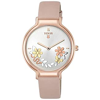 TOUS Reloj Real Mix de Acero