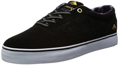 Emerica The Provost, Chaussures de sport homme Noir