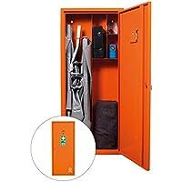 Sanitätsschrank K Orange inkl. Inhalt DIN 13 157 preisvergleich bei billige-tabletten.eu