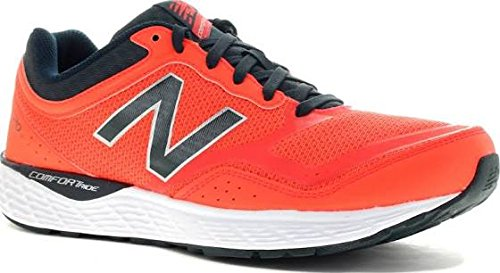 NEW BALANCE M520 D V2 – RB2 Red/Blue, color Multicolor, talla 9(42.5)