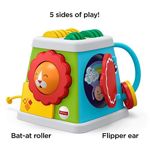 Mattel Fisher-Price-Cubo giros y sorpresas, Juguetes...