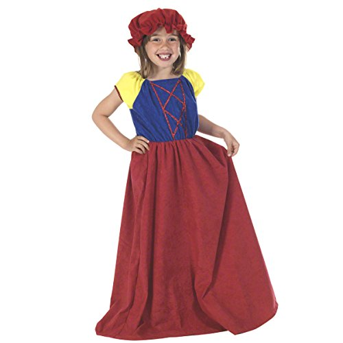 Girl Crow The Kostüm - Snow White fancy dress costume for girls