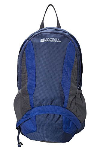 Mountain Warehouse Wanderer 12-Liter-Rucksack Marineblau