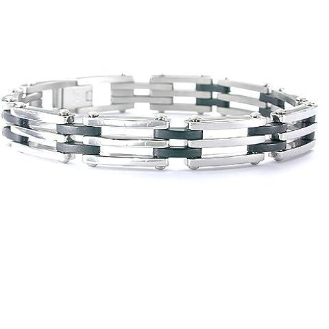 Andrè Boden Gioielli ABH923 Bracciale da Uomo Men Bracelet Pulsera Hombres Hommes Armband Manner