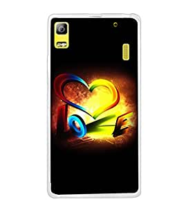 LENOVO K3 NOTE SILICON BACK COVER BY instyler