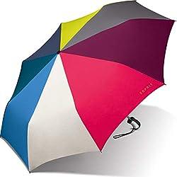 Parapluie de poche Esprit Easymatic 3 Multicolore Combinaison multicolore. 97 cm