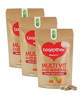 Together Multi Vitamins & Minerals 3 Pack Offer, 3 Months Supply by TOGETHER