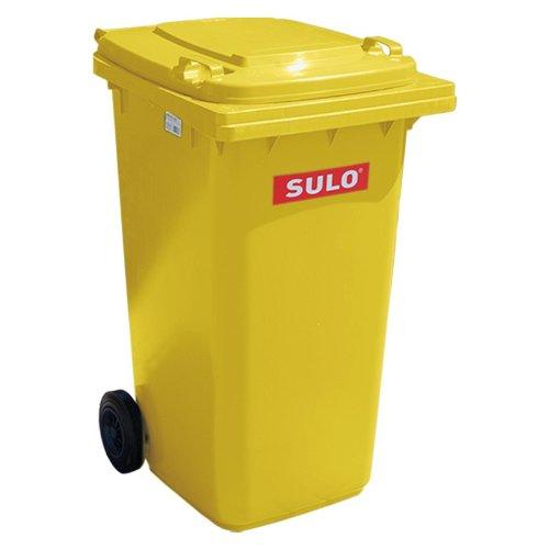 *SULO 2-Rad Behältersysteme 240 L gelb*