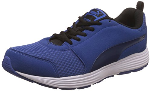 Puma Men's Octans IDP True Blue-Puma White Running Shoes - 7 UK/India (40.5 EU) (19105802)
