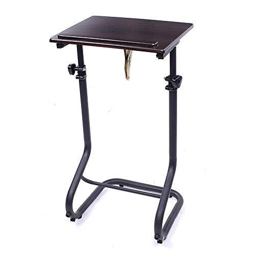 BinLZ-Table Stand-Up Computer Sofa Beistelltisch Nachttisch Hubtisch Buchtisch Rede Stehend...