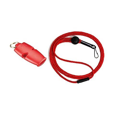 Fox 40Micro Whistle, rot