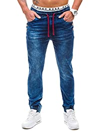BOLF – Pantalons – Jeans – RED POLO 607 – Homme