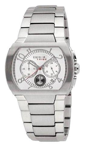 Breil TW0479 - Orologio da polso unisex, cinturino in acciaio inox colore argento