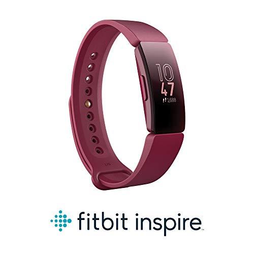 Imagen de fitbit inspire, pulsera de salud y actividad física, vino alternativa
