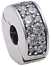 "Pandora Clip ""Pavé Reif kristall"""