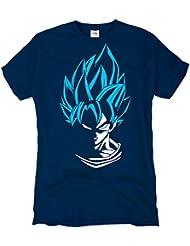 GIOVANI & RICCHI Kinder Super Son goku T-Shirt in verschiedenen Farben
