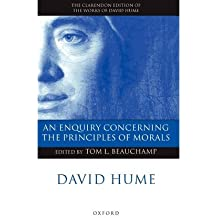 [(An Enquiry Concerning the Principles of Morals: A Critical Edition)] [Author: David Hume] published on (April, 1999)
