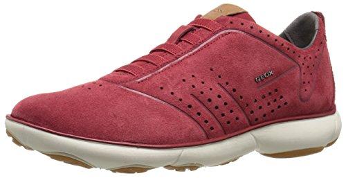 Geox Herren U Nebula C Sneaker Rot