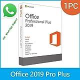 Microsoft Office 2019 Professional Plus Sie erhalten bei uns einen originale Microsoft Office 2019 Professional Plus Lizenz Key. Mit der herunterladbaren Anleitung wird die Installation für Sie wie ein Kinderspiel. Es handelt sich um eine DAUERLIZENZ...