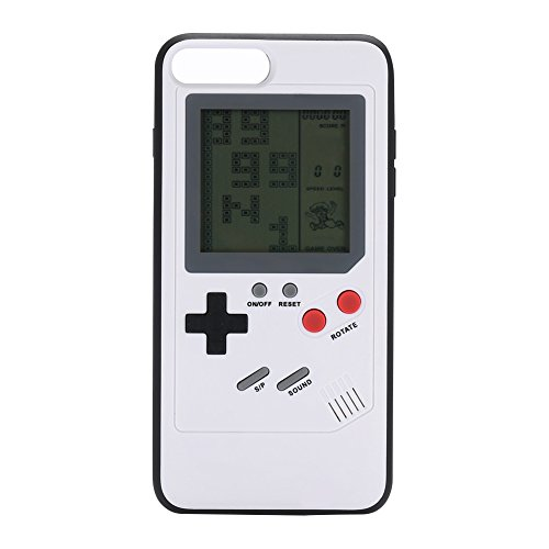 Game Boy iPhone Case with built-in real games - models 6-8 plus only