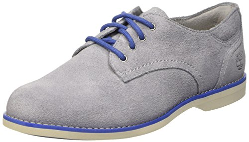 Timberland Millway_millway Ox, Oxfords femme Gris - Gris (Daim gris)