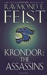 Krondor: The Assassins (The Riftwar Legacy, Book 2) by Raymond E. Feist (2000-09-04)