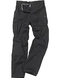 Neue Craghoppers Herren Cargo-Taschen elastischer Bund Classic-Hose Kiwi Trousers