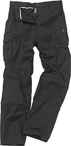 Poche Cargo pour homme nouveau Craghoppers Classic Kiwi Pantalon à taille élastique Bleu - Bleu marine